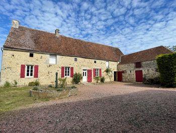 maison à Saint-Christophe-le-Jajolet (61)