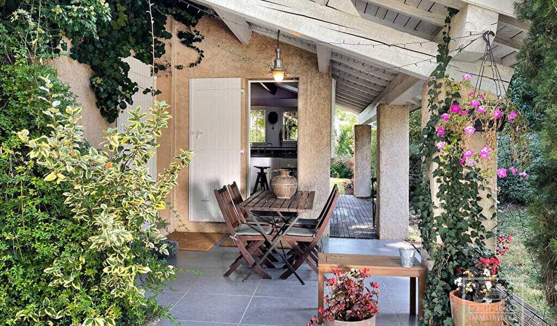 Maison avec piscine et terrasse Champagne-au-Mont-d'Or