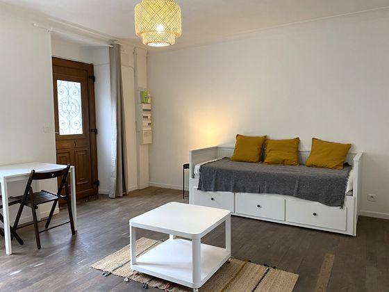 Location studio 26,62 m2