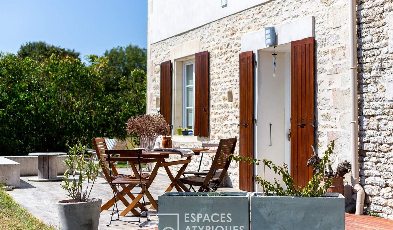 Maison Le Grand-Village-Plage