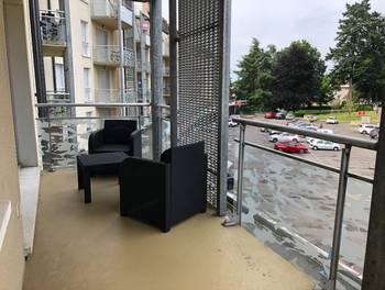 Appartement meublé 2 pièces 51,58 m2