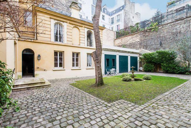 Hôtel particulier, Paris 16e