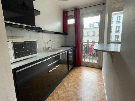 Vente studio 34,21 m2