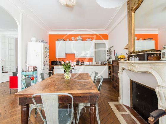 Vente appartement 5 pièces 112,93 m2