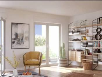 Appartement 4 pièces 92,57 m2