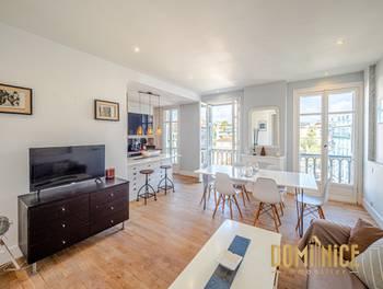 Appartement 4 pièces 91,38 m2