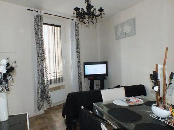 Vente appartement 3 pièces 43,29 m2