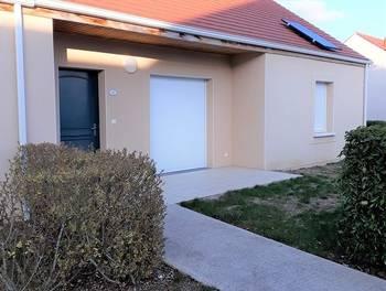 Maison 3 pièces 65,45 m2