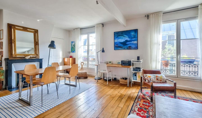 Apartment Paris 19th