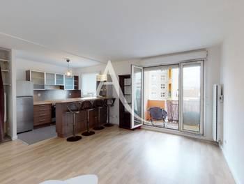 Appartement meublé 2 pièces 43,21 m2