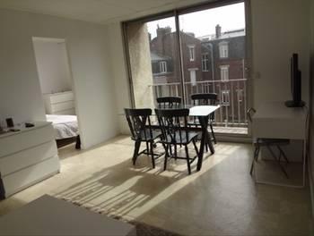 Appartement 2 pièces 38,49 m2