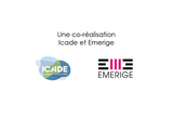 logo de l'agence EMERIGE
