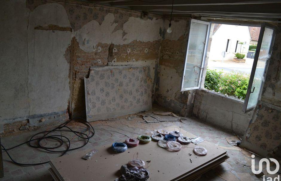 Vente maison 5 pièces 94 m² à Lureuil (36220), 24 000 €