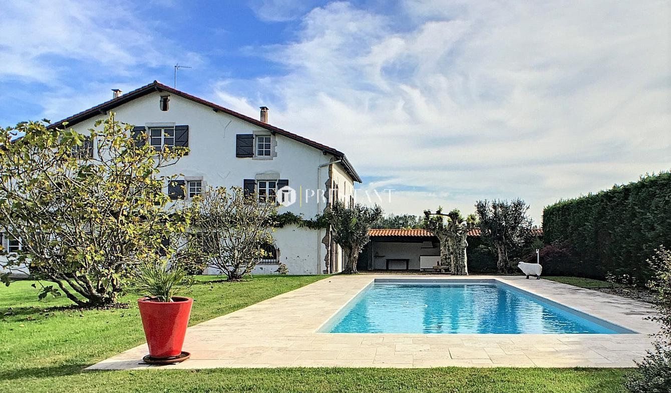 House with pool Saint-barthelemy