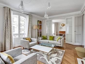 Appartement meublé 5 pièces 128 m2