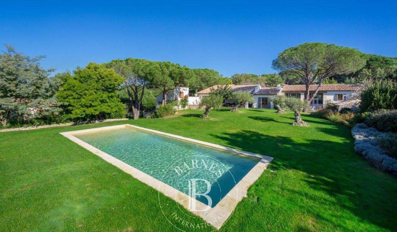 House with pool Saint-Tropez