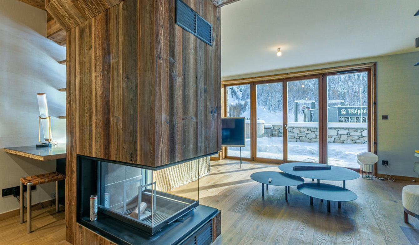 Appartement avec terrasse Val-d'isere