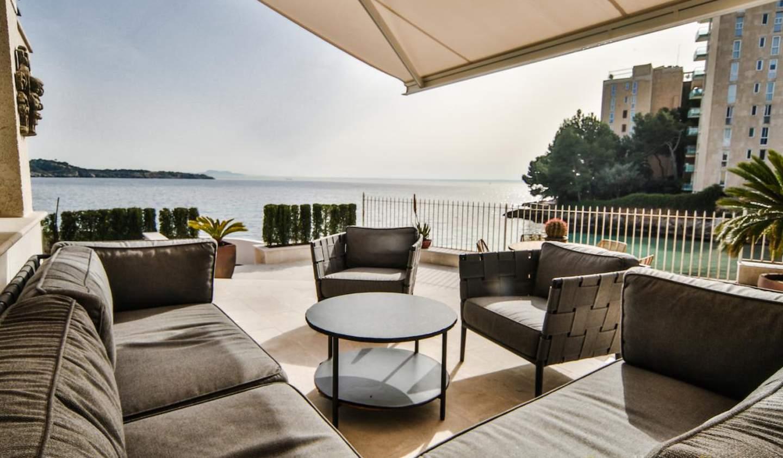 Seaside apartment with terrace Majorca