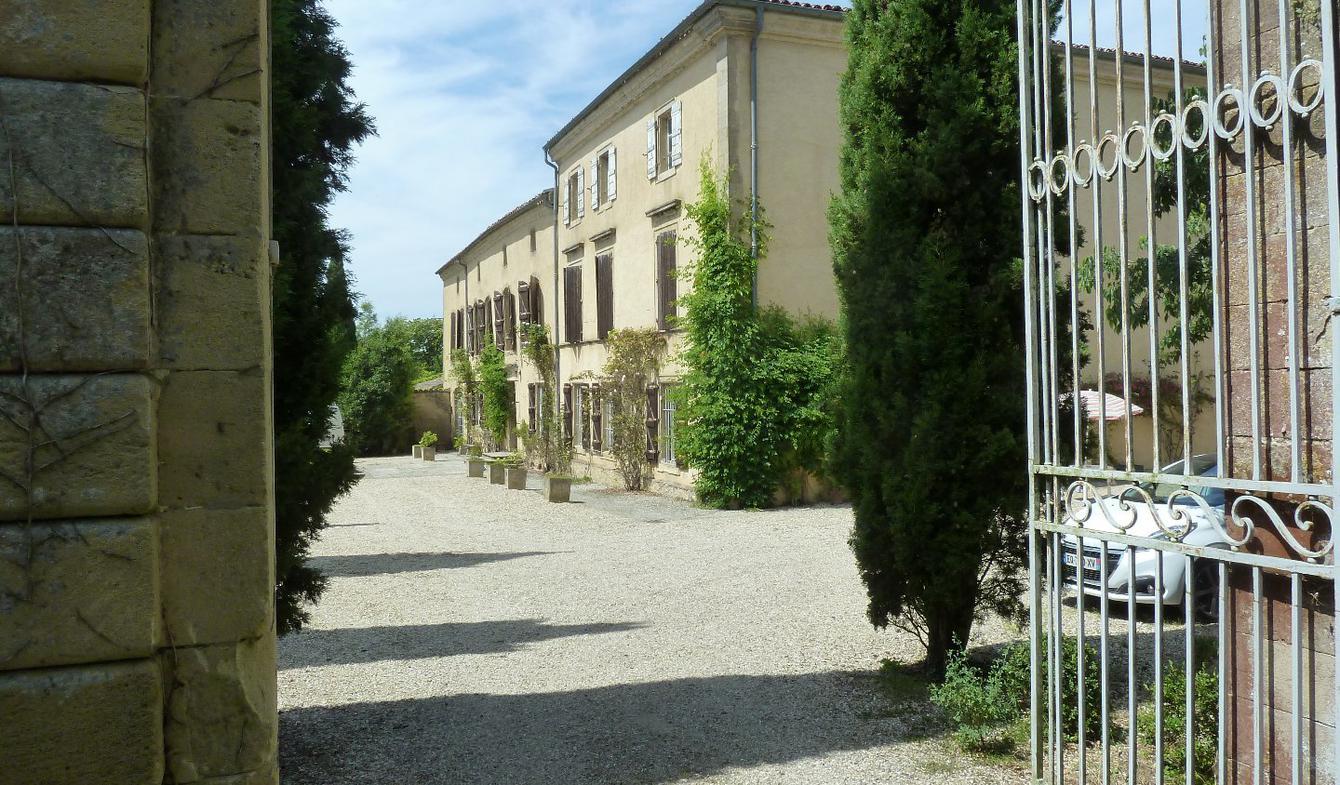 Propriété avec piscine Labastide-d'Anjou