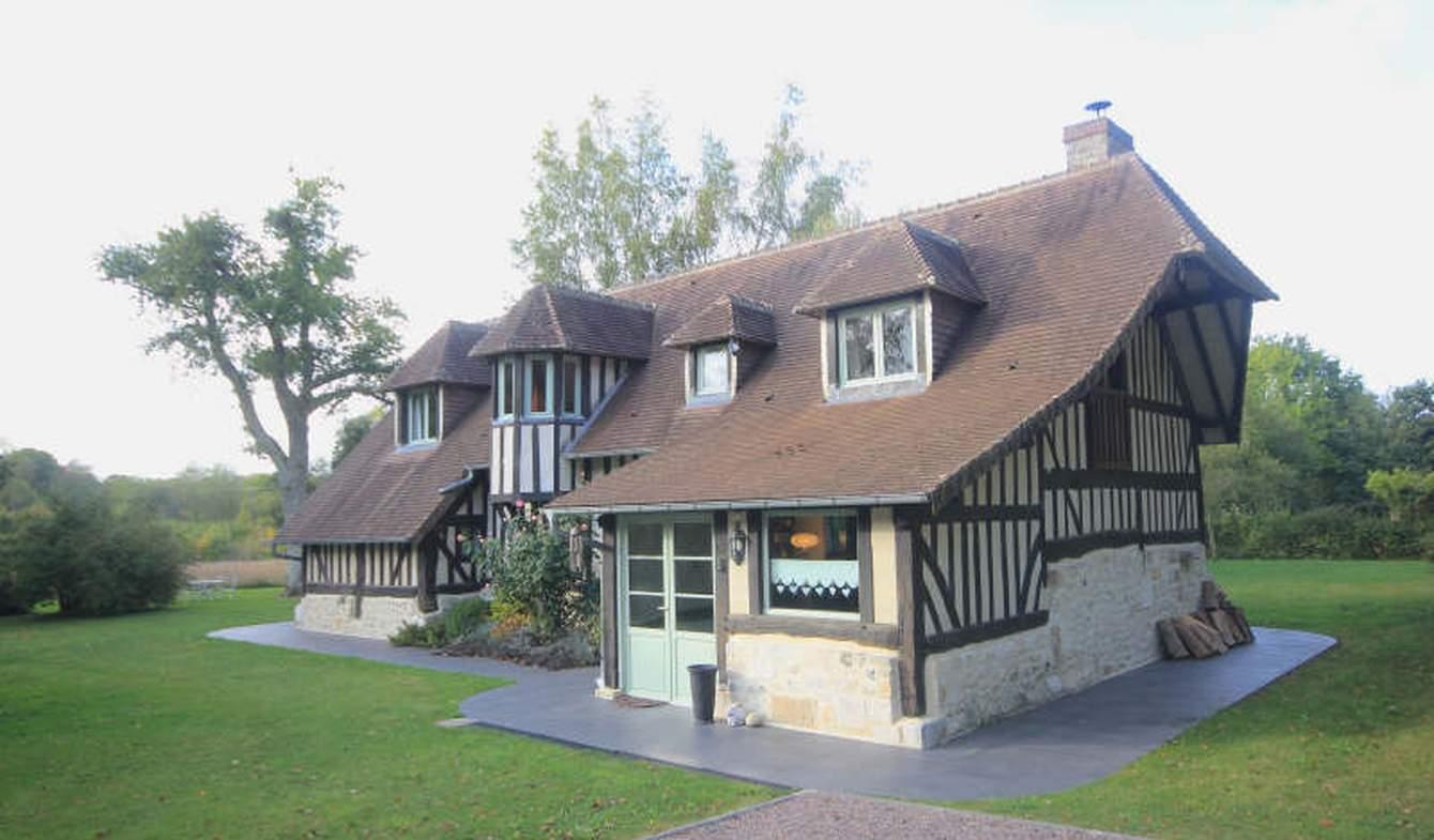 Maison avec terrasse Le Theil-en-Auge
