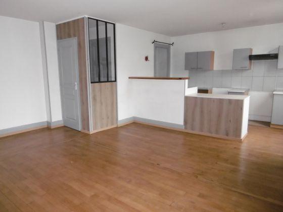 Location appartement 5 pièces 83,77 m2