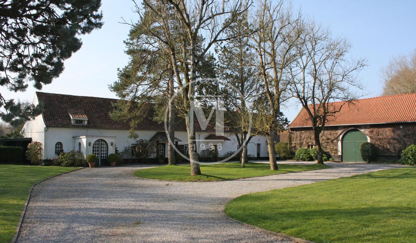 Maison avec piscine et terrasse Saint-Josse
