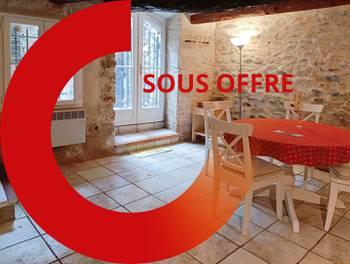 Maison 3 pièces 56,6 m2