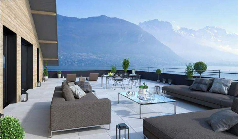 Appartement avec terrasse Sevrier