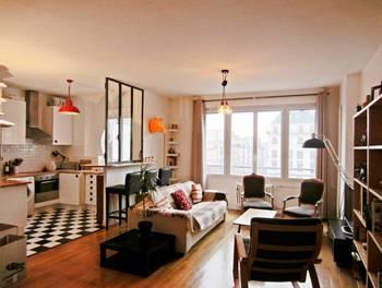 Appartement meublé 2 pièces 68 m2