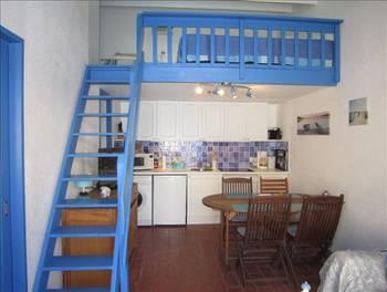 Maison 3 pièces 34 m2