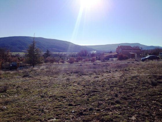 Vente terrain 1019 m2