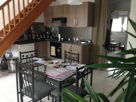 Location appartement 3 pièces 37,02 m2