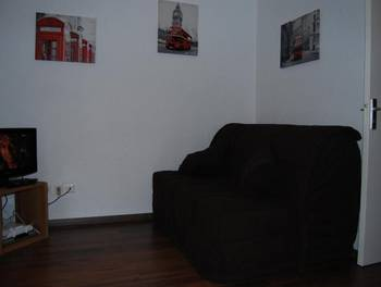 Studio meublé 19,18 m2