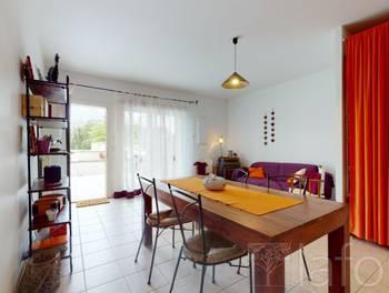 Appartement 4 pièces 84,3 m2