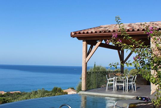 Location Vacances Maison De Luxe Propriano  Maison De Prestige