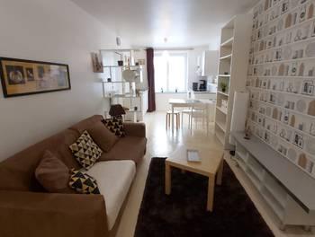 Studio meublé 25,71 m2
