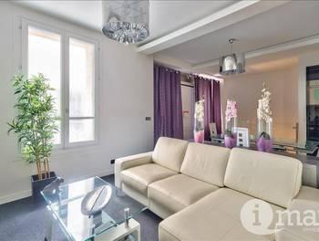 Appartement 2 pièces 81,6 m2