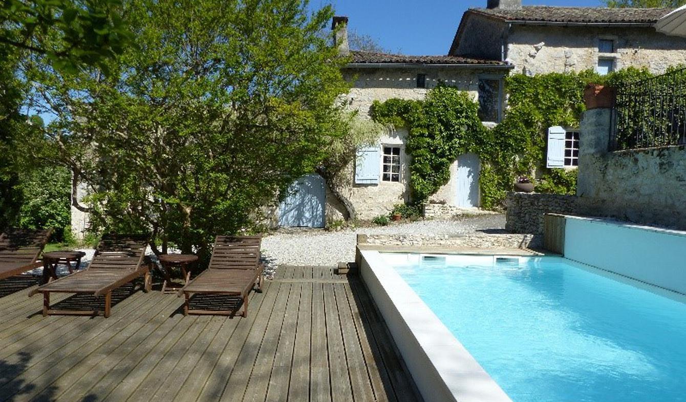 Maison avec piscine Sainte-Foy-la-Grande