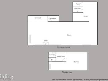 Appartement 3 pièces 81,6 m2