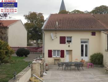 Maison 5 pièces 124,77 m2