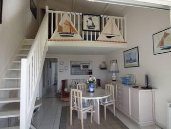 Appartement 3 pièces 50,74 m2