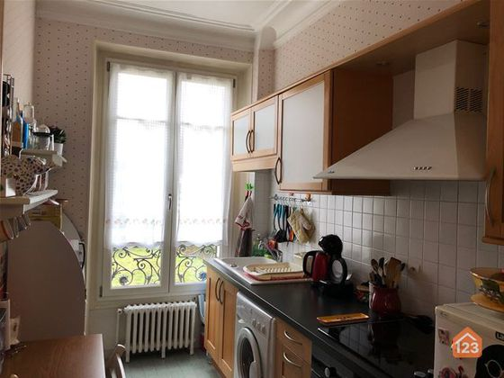 Vente appartement 2 pièces 48 m2