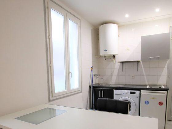 Vente appartement 2 pièces 27,63 m2