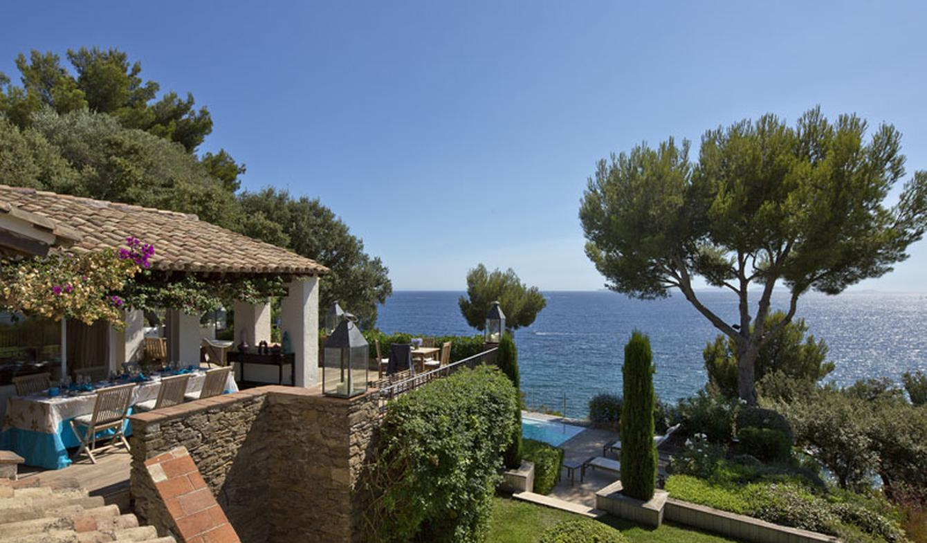 Villa with pool Cavalaire-sur-Mer