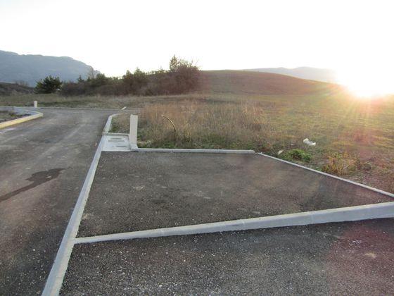 Vente terrain 767 m2
