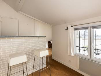 Studio meublé 17,15 m2