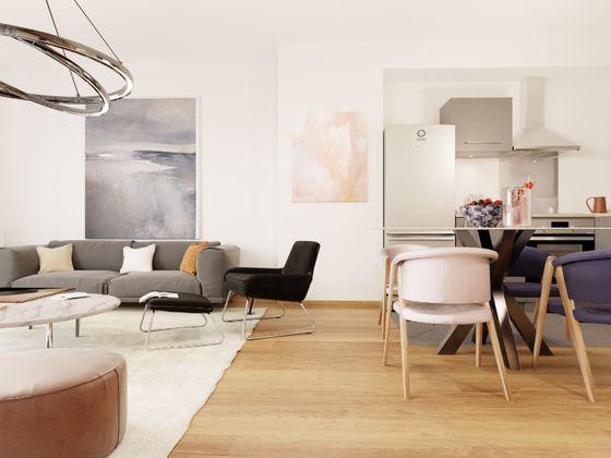 Vente maison 4 pièces 83,6 m2