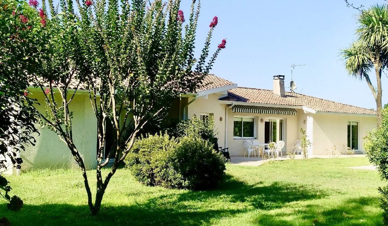 Maison avec piscine et jardin Hossegor