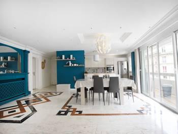 Appartement meublé 4 pièces 113 m2