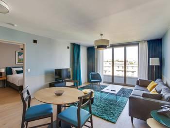 Appartement meublé 2 pièces 45,1 m2